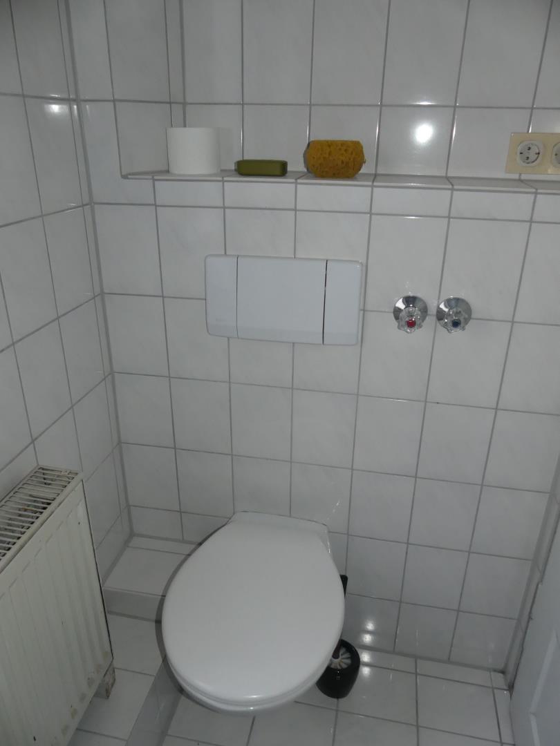 Badezimmer WC - Metz Immobilien
